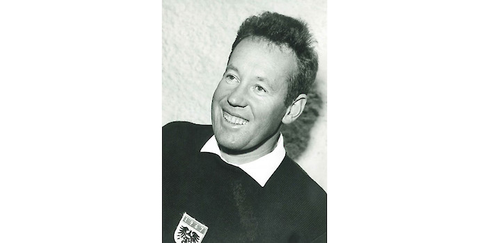 Fritz Huber feiert Geburtstag