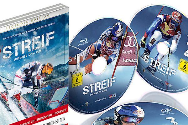 Streif-Film - endlich auf DVD