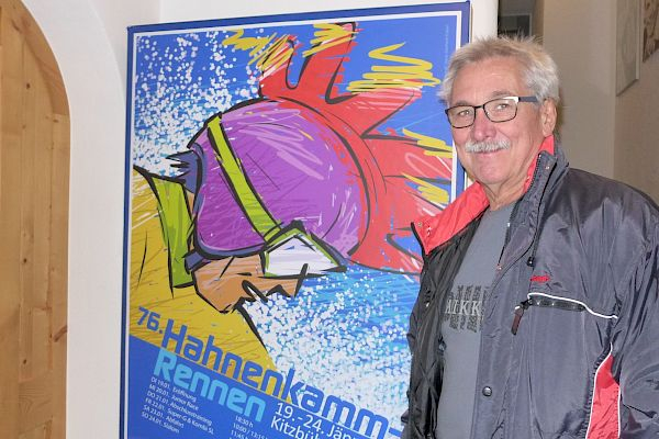 Colourful 76th Hahnenkamm Races