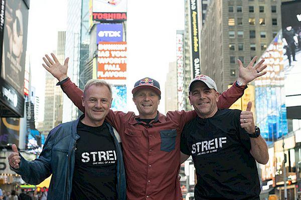 Streif-Film - feiert USA-Premiere
