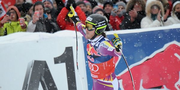 Jansrud won the Combined, Svindal won the Downhill