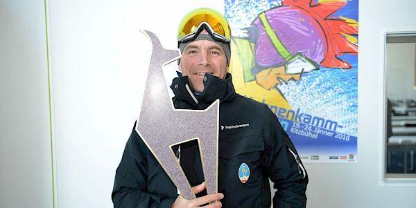 Axel Naglich, Race Director