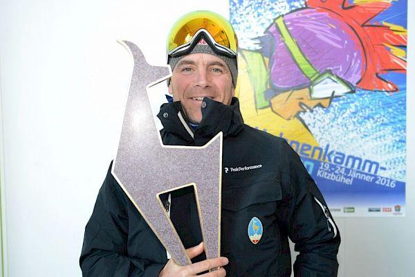 Axel Naglich, Renndirektor