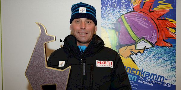 "Markus Waldner: ""The Streif is THE racecourse par excellence """