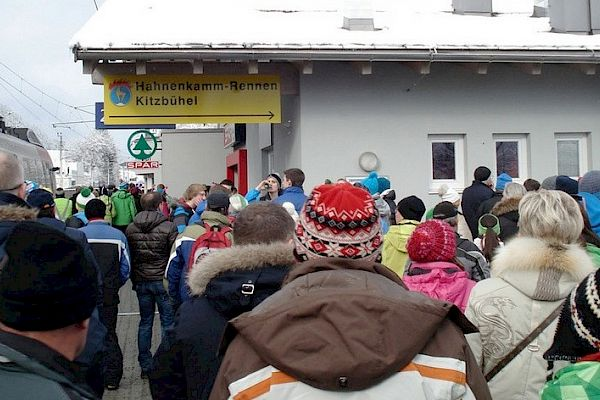 Welcome to the Hahnenkamm Races