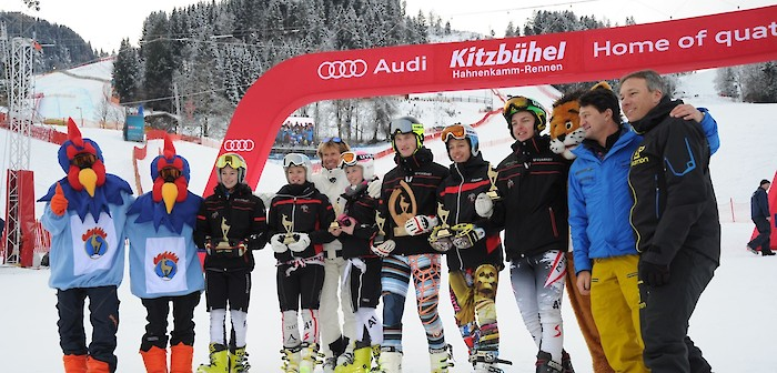 Hahnenkamm-Juniors: tomorrow's world elite