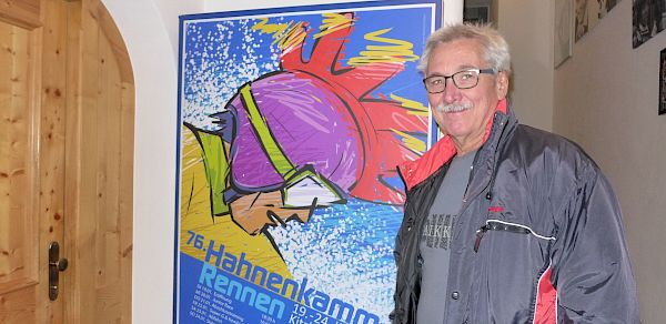 The Hahnenkamm Poster Tradition
