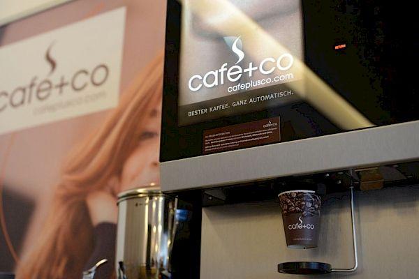 Kaffee zu jeder Zeit