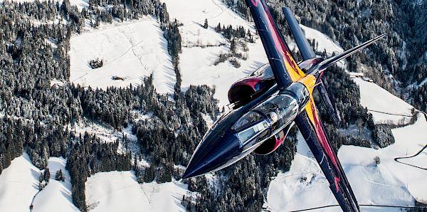 Überflüge als Rahmenprogramm