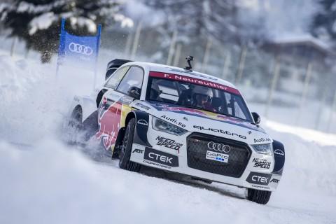 Felix Neureuther (D), Audi S1 EKS RX quattro