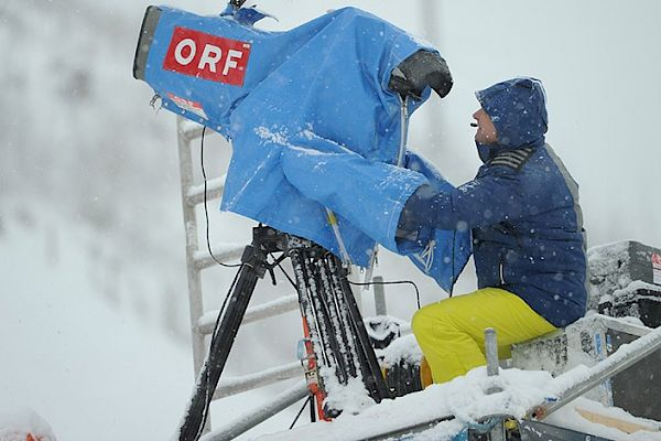 Over 120 hours live TV coverage from Kitzbühel