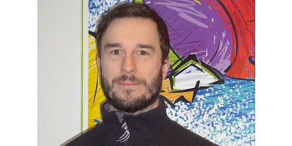 Alex Katholnig-Mitarbeiter im Rennsekretariat