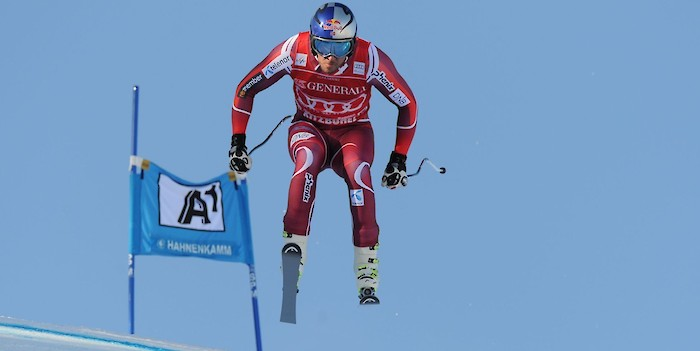 Svindal wins Super-G