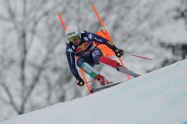 Fill wins the Hahnenkamm Downhill