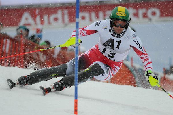 A Slalom star was born