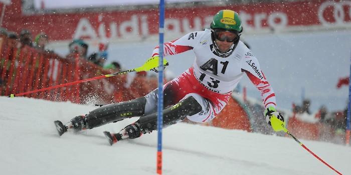 Ein Slalom-Star war geboren