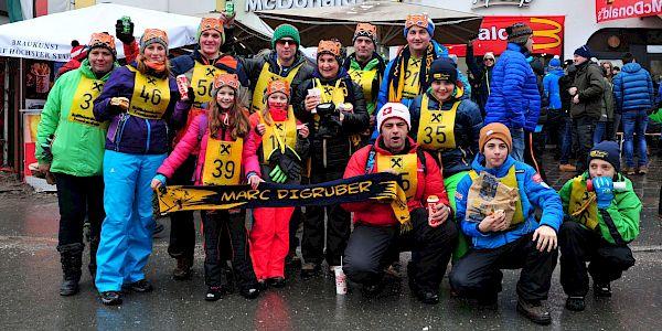 Kitz-Slalom Captivates
