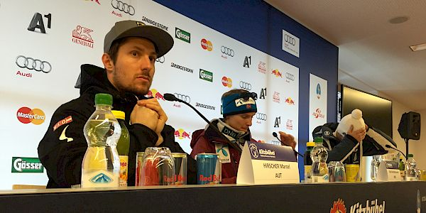 "Kristoffersen: ""I skied to my limit"""