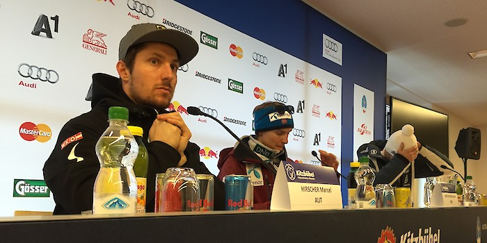 "Kristoffersen: ""I skied to my limit"""