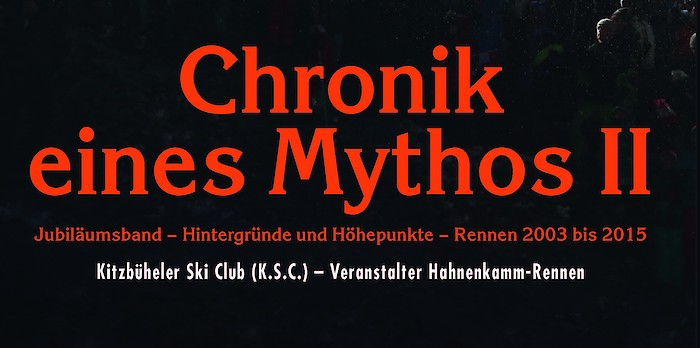 Chronicle of a Myth II