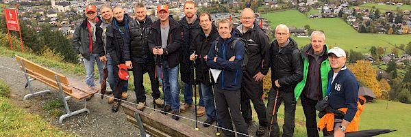 ORF Autumn Inspection