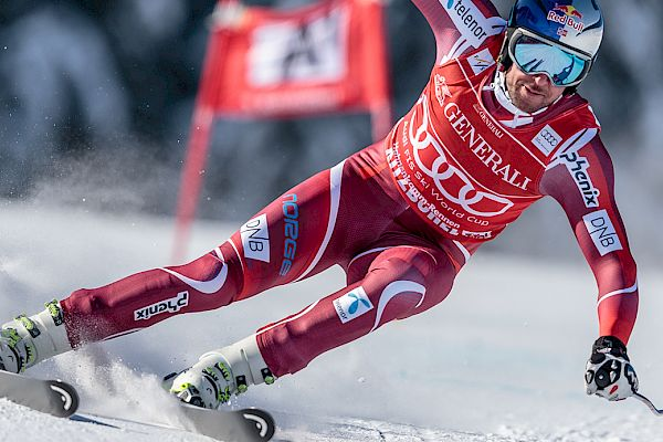 The Super-G - truly magnificent
