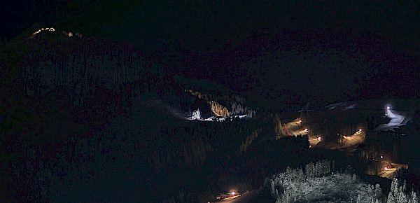 Kalte Nächte in Kitzbühel