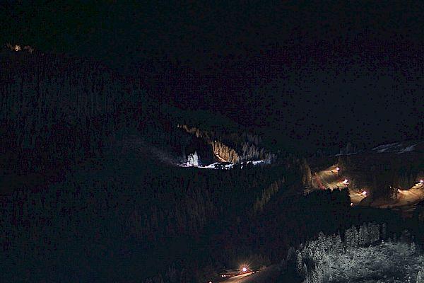 Cold Nights in Kitzbühel