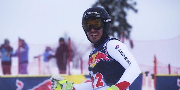 Swiss racer wins EC premiere