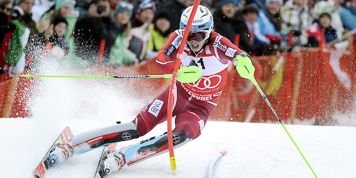 Can Kristoffersen be beaten?