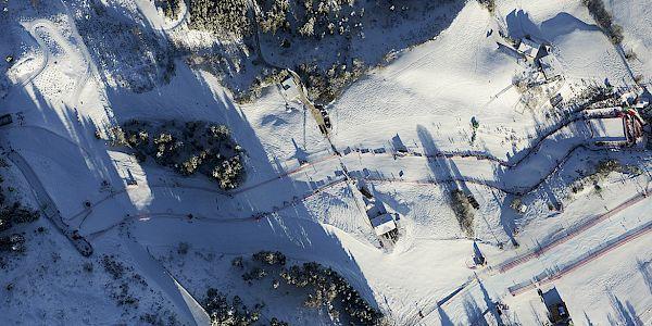 Brite Ryding führt im Slalom