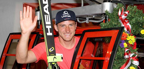 Matthias Mayer has got it – the gondola