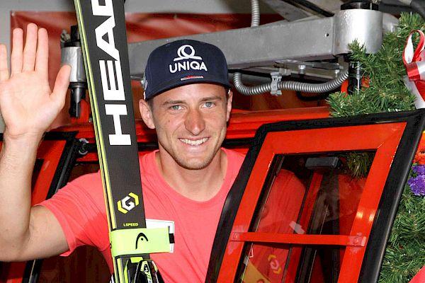 Matthias Mayer has got it – the gondola