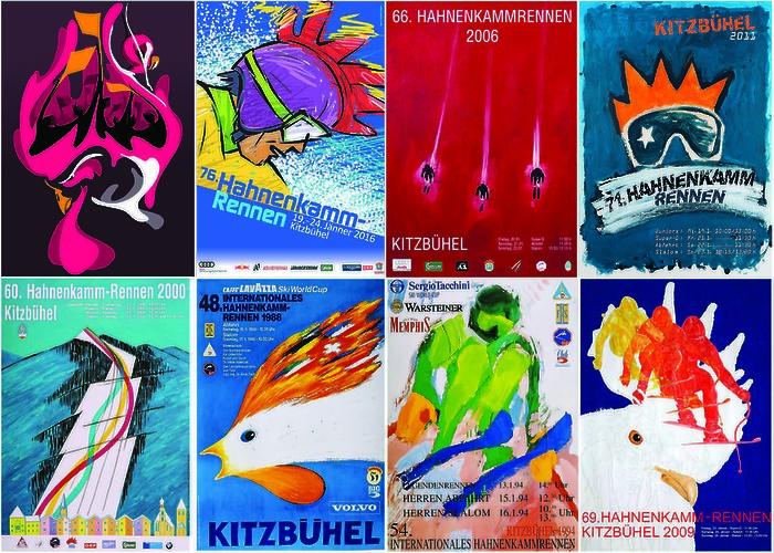 Auch Künstler haben eine Ehrentafel - mit dabei sein beim Poster-Wettbewerb 2019