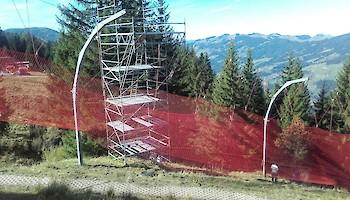 Steilhang - Trainerturm