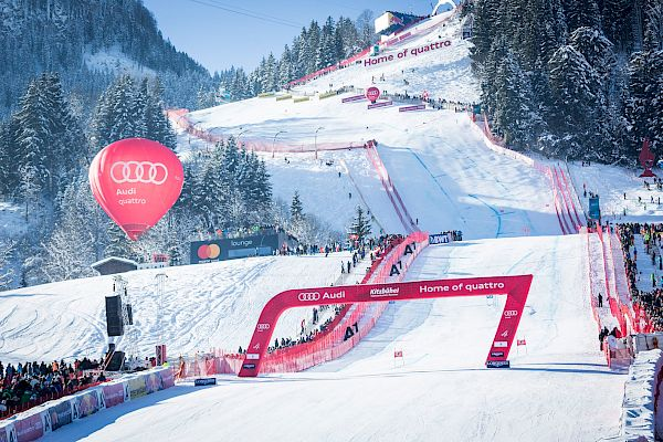 AUDI extends partnership with FIS