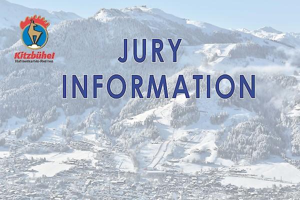 Jury decision - Saturday January 13th 2018 - 10:15