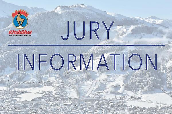 Juryentscheid - Montag, 15.01.2018 11:00 Uhr