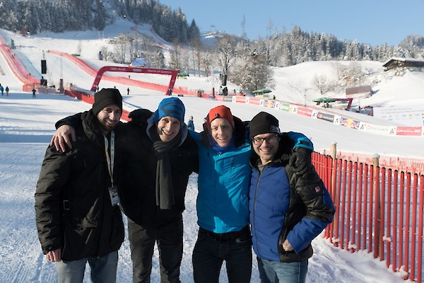Live Audio / Radio - Hahnenkamm Races 2018