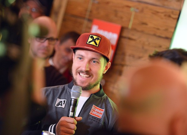 """Hirscher: """"It's going so well this year!"""""""