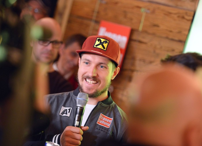 "Hirscher: ""It's going so well this year!"""