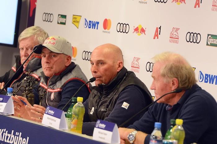 Team Captains Meeting Freitag