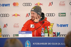 Only satisfied faces after the Slalom