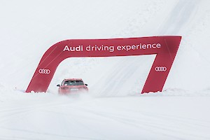 AUDI Driving Experience – ein Highlight abseits der Pisten