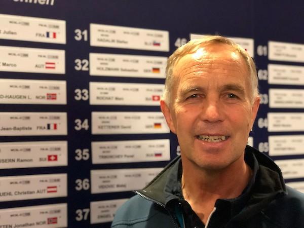 """""""Mister Timing"""" Serge Carnal - seit 30 Jahren dabei!"""