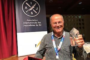 """Hans Bezard wins the """"Prix Armando Trovati"""""""