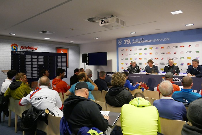 Team Captains Meeting: Tomorrow's Europacup Training Confirmed