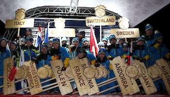 The 79th Hahnenkamm Race Week is oficially opened!