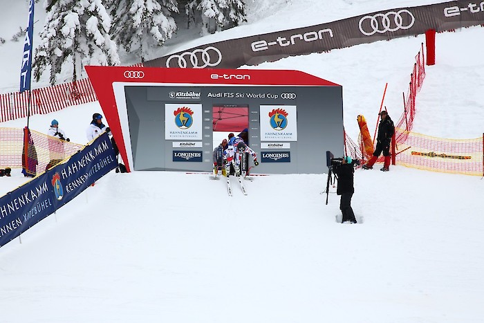 Europa Cup Downhill Results