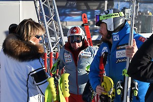 Hansi Hinterseer, Beat Feuz, Kjetil Jansrud (Photo: AS Photography)